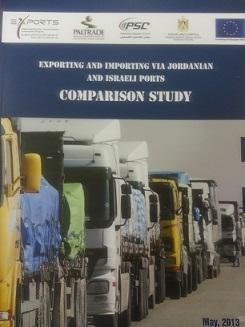 Comparison Study between Exporting And importing from Jordanian Ports and Israeli Ports