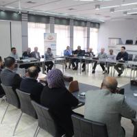 ورشة عمل في نابلس حول خفض تكاليف التجارة الفلسطينية