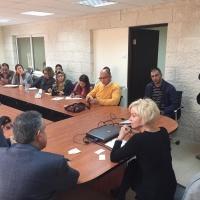 مجلس الشاحنين الفلسطيني ينظم ورشة عمل حول برامج تسهيل التجارة
