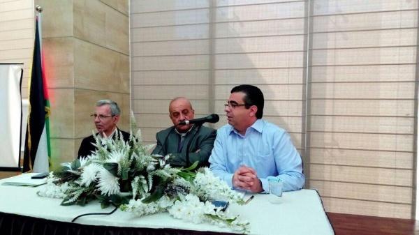 ورشة عمل حول مشروع خفض تكاليف التجارة الفلسطينية
